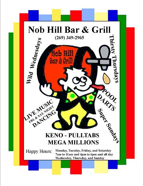 Nob Hill Hours >> Nob Hill Bar Grill